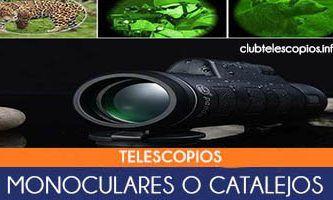 imagen monoculares o catalejos