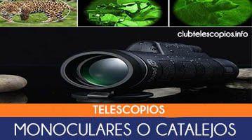 Mejores Telescopios Monoculares y Catalejos 【 Guía 2020 】