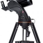 parte trasera telescopio Celestron Astro Fi 130